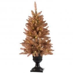 Kunstkerstboom Excellent Trees Led Annecy Champagne 120 cm