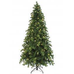 Kerstboom Black Box Trees Led Milton Spruce Multicolor 215