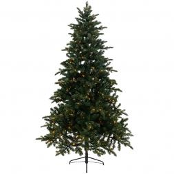 Kerstboom met verlichting Everlands Led Noble Pine 210