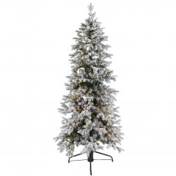 Kerstboom met verlichting Everlands Led Moving 180