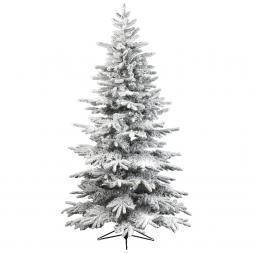 Kunstkerstboom Everlands Alaskan Fir Snowy 240