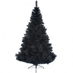 Zwarte Kerstboom Everlands Imperial Pine 180