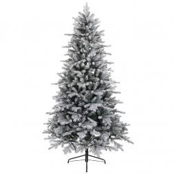 Kunstkerstboom Everlands Vermont Spruce Frosted 150