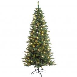 Black Box Trees Led Danfield Fir Green 215