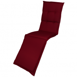 Kopu Prisma Bordeaux Deckchair