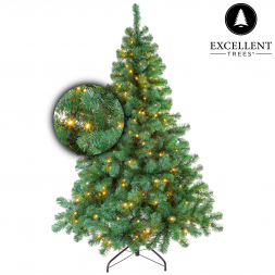 Excellent Trees® LED Stavanger Green 210 cm