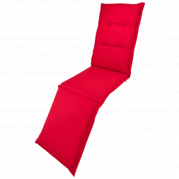 Kopu Prisma Red Deckchair