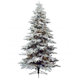 Everlands Led Alaskan Fir Snowy 210