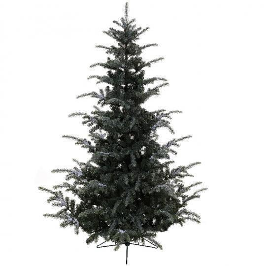 Kunstkerstboom Everlands Omorika Fir Frosted 210
