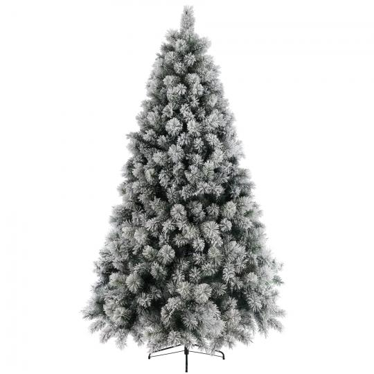 Kunstkerstboom Everlands Vancouver Mixed Pine Snowy 180