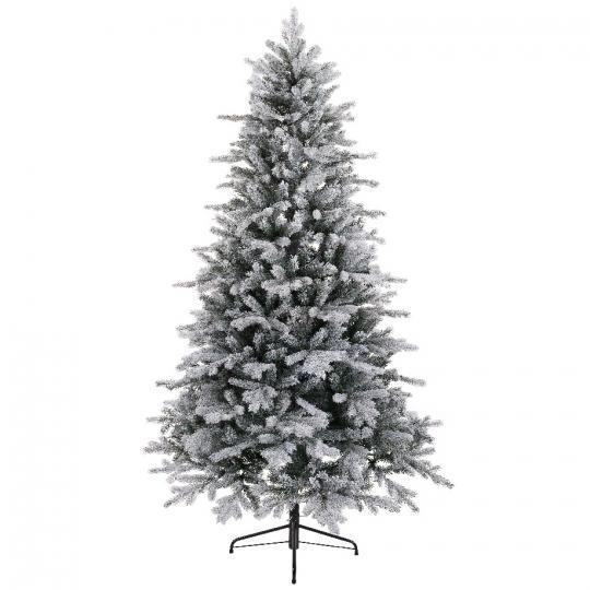 Kunstkerstboom Everlands Vermont Spruce Frosted 180