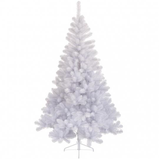 Witte Kunstkerstboom Everlands Imperial Pine White 150