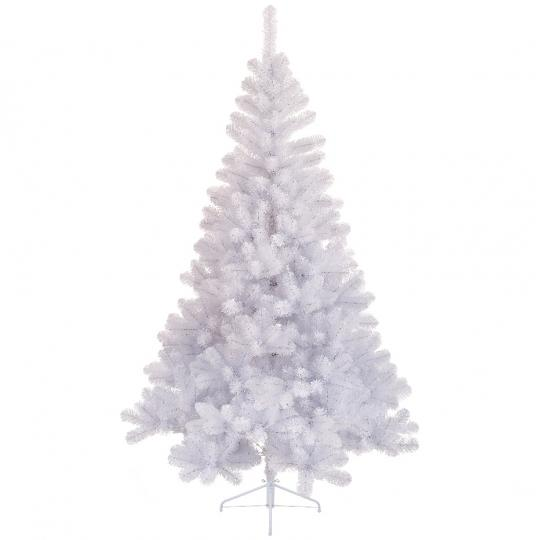 Witte Kunstkerstboom Everlands Imperial Pine White 240