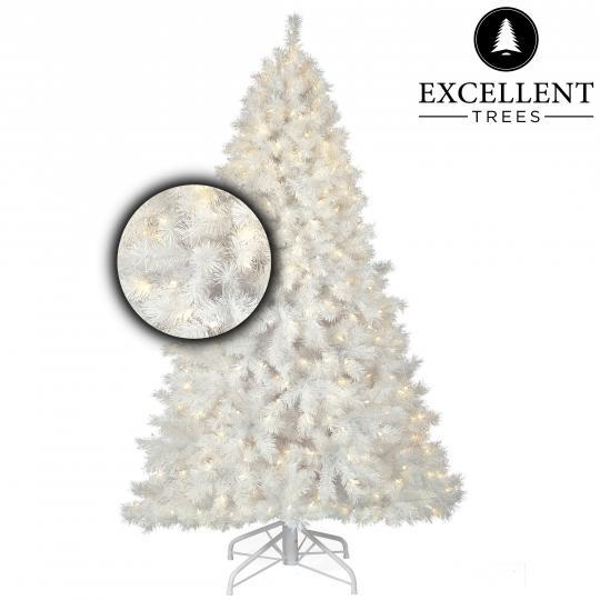 Excellent Trees® Led Stavanger White 210 cm