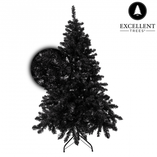Excellent Trees® Stavanger Black 180 cm
